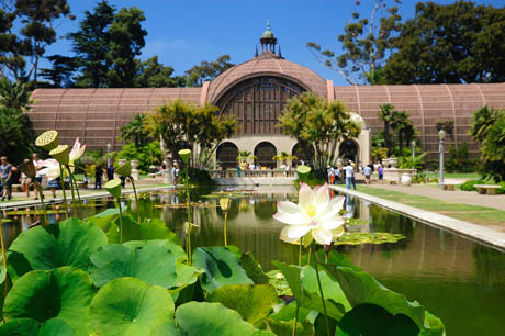 Delicieux Picture Of Botanical Building At Balboa Park In San Diego