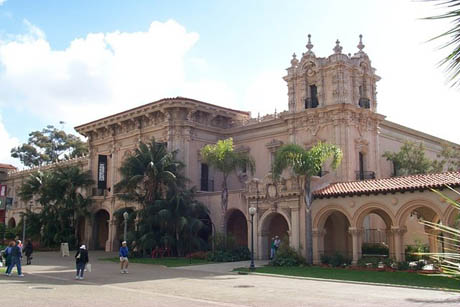 Photo of Casa de Balboa at Balboa Park