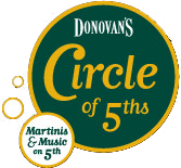 Donovan's Circle of Fifths