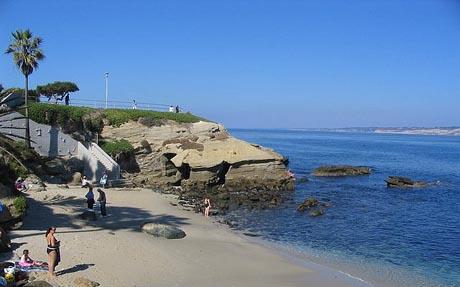 La Jolla Cove Beach