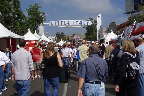 Annual Little Italy Precious Fiesta