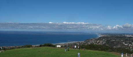 Photo of View From Mount Soledad in San Diego
