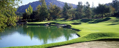Picture of Mt. Woodson Golg Course