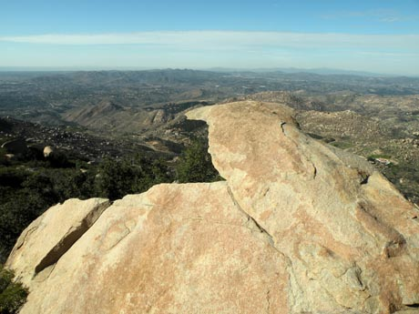 Photo of Mt. Woodson