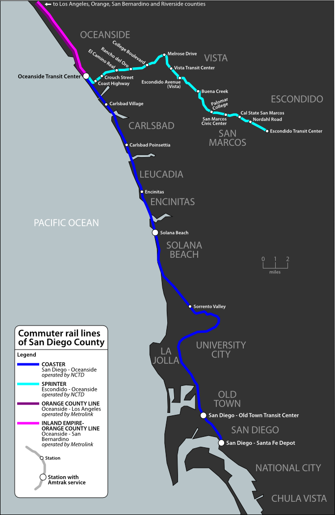 san go coaster schedules routes maps and information